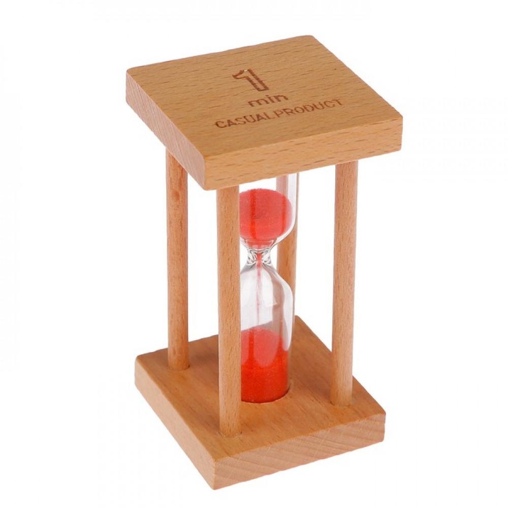 Часы песочные на 1 минуту