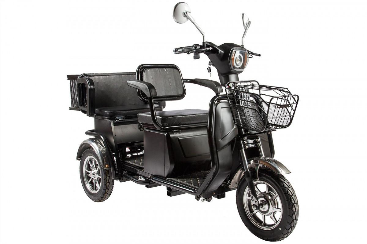 Электрический трицикл Rutrike S2 L1 трансформер, электропривод