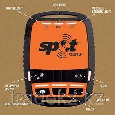 Спутниковый GPS трекер Spot Gen 3, носимый, фото 2