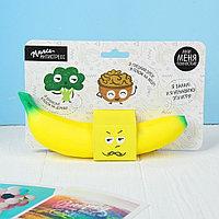 """Мялка-сквиши """"Мни банан"""""""