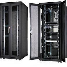 Телекоммуникационные шкафы и комплектующие