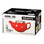 Чайник заварочный Agness с ситом 600 мл, фото 2