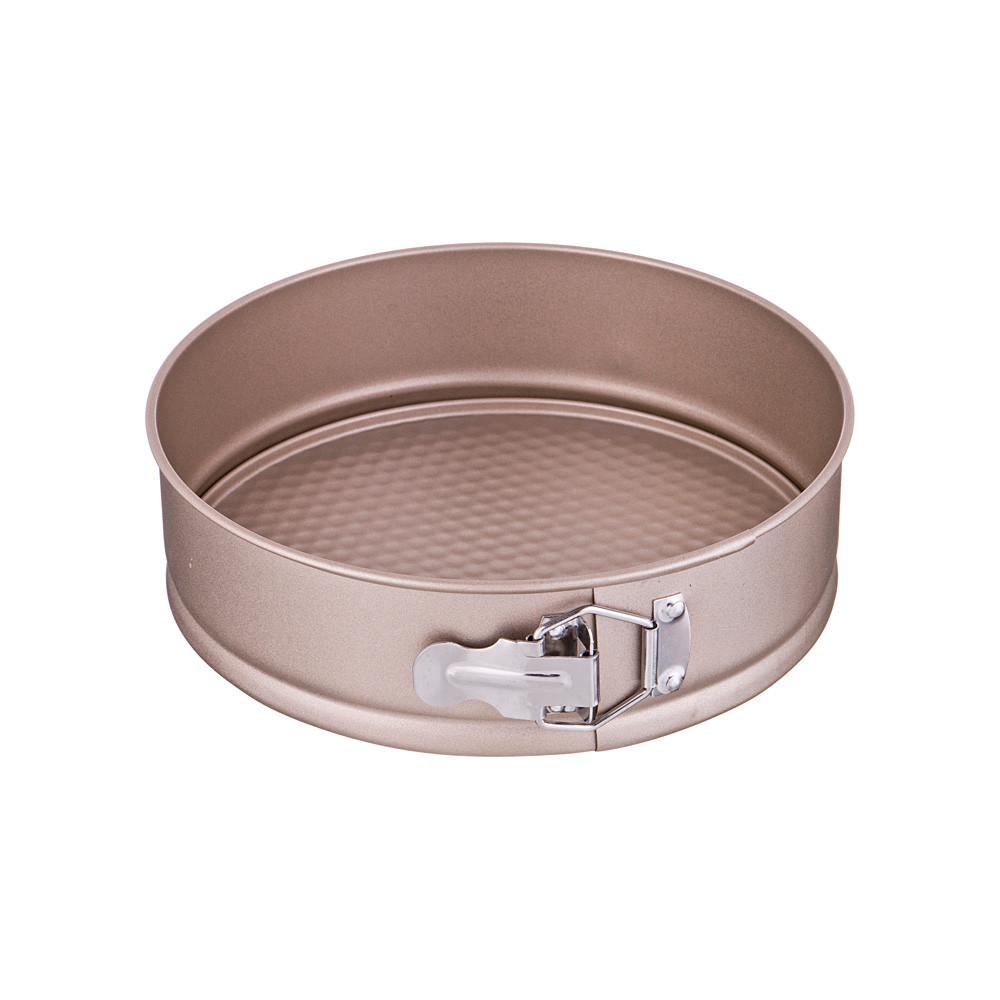 Форма для выпечки разъемная Agness с антипригарным покрытием 24 см