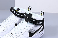"""Nikе Air Force 1 Utility Mid """"White"""" (36-45), фото 3"""