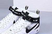 "Nike Air Force 1 Utility Mid ""White"" (36-45), фото 3"