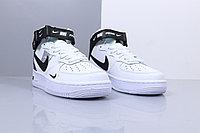 "Nike Air Force 1 Utility Mid ""White"" (36-45), фото 5"