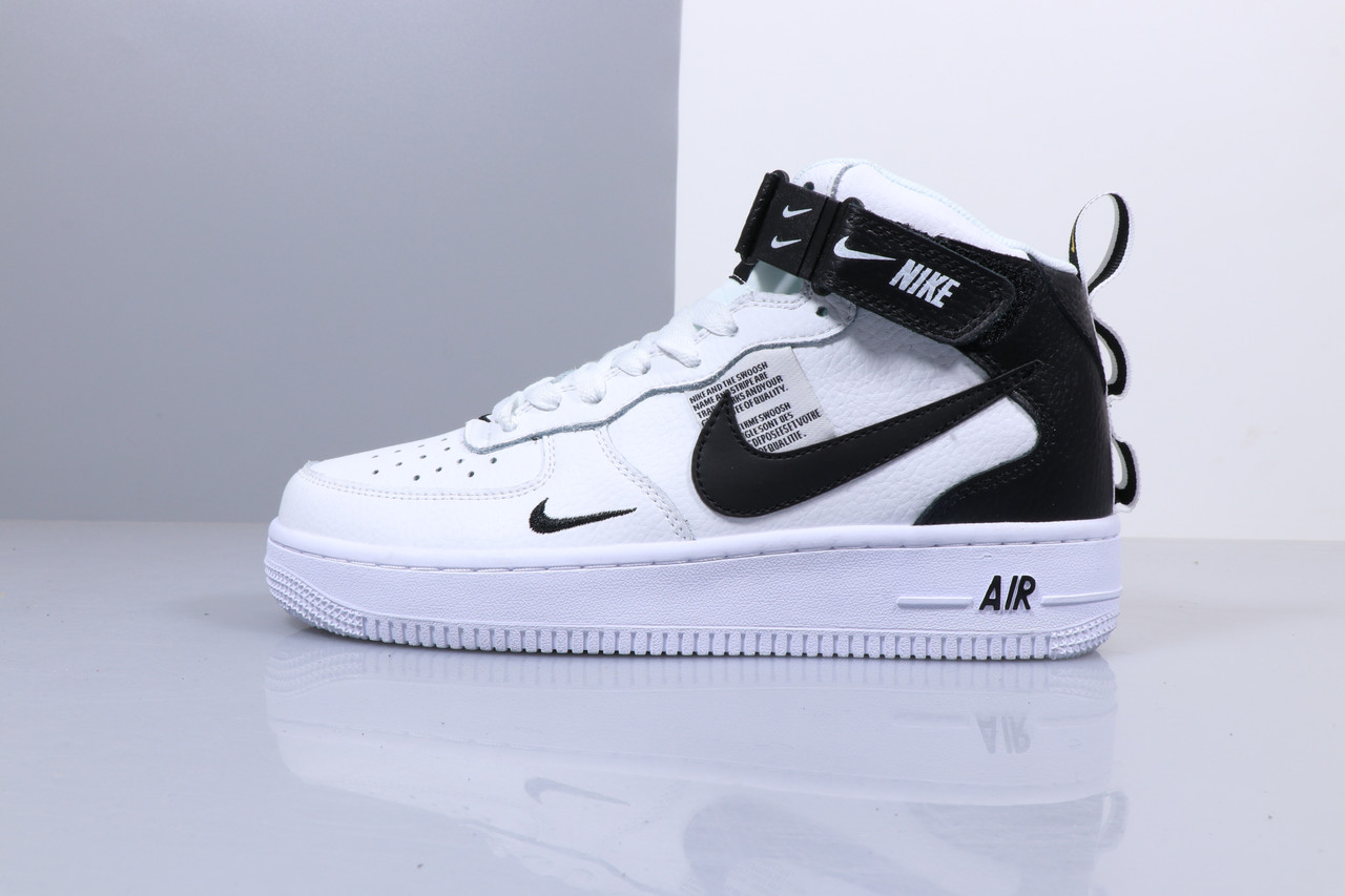 """Nike Air Force 1 Utility Mid """"White"""" (36-45)"""