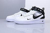 "Nike Air Force 1 Utility Mid ""White"" (36-45), фото 9"