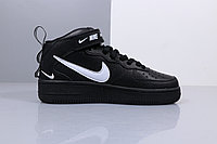 "Nike Air Force 1 Utility Mid ""Black"" (36-45), фото 4"