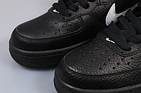 "Nike Air Force 1 Utility Mid ""Black"" (36-45), фото 3"