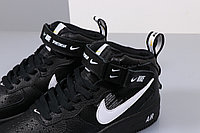 "Nike Air Force 1 Utility Mid ""Black"" (36-45), фото 6"