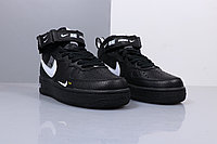 "Nike Air Force 1 Utility Mid ""Black"" (36-45), фото 7"