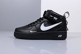 "Nikе Air Force 1 Utility Mid ""Black"" (36-45)"