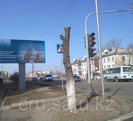 Ул. Абая – ДКЖ