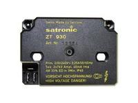 Трансформатор поджига SATRONIC/HONEYWELL ZT 930