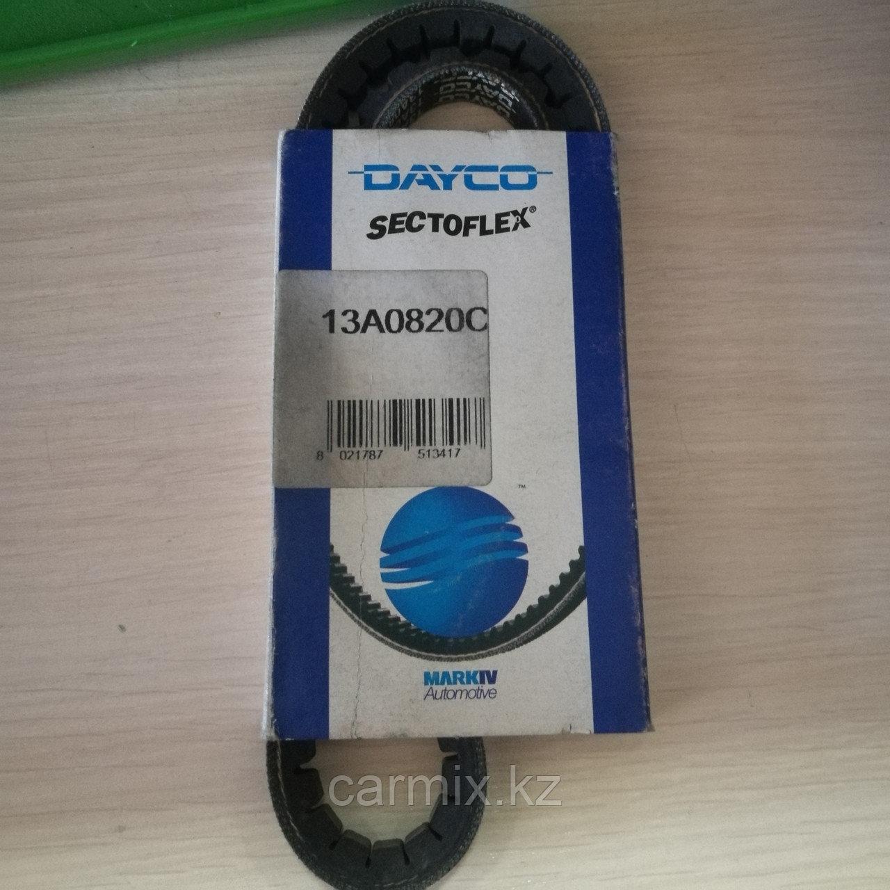 Ремень клиновой 13x820 DAYCO