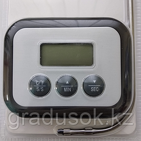 Термометр - таймер цифровой со звуковым сигналом
