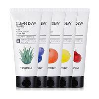 Пенка Тони Моли  TONY MOLY Clean Dew Foam Cleanser 180 ml