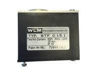 Сервопривод воздушной заслонки WLM STF 0.15.1