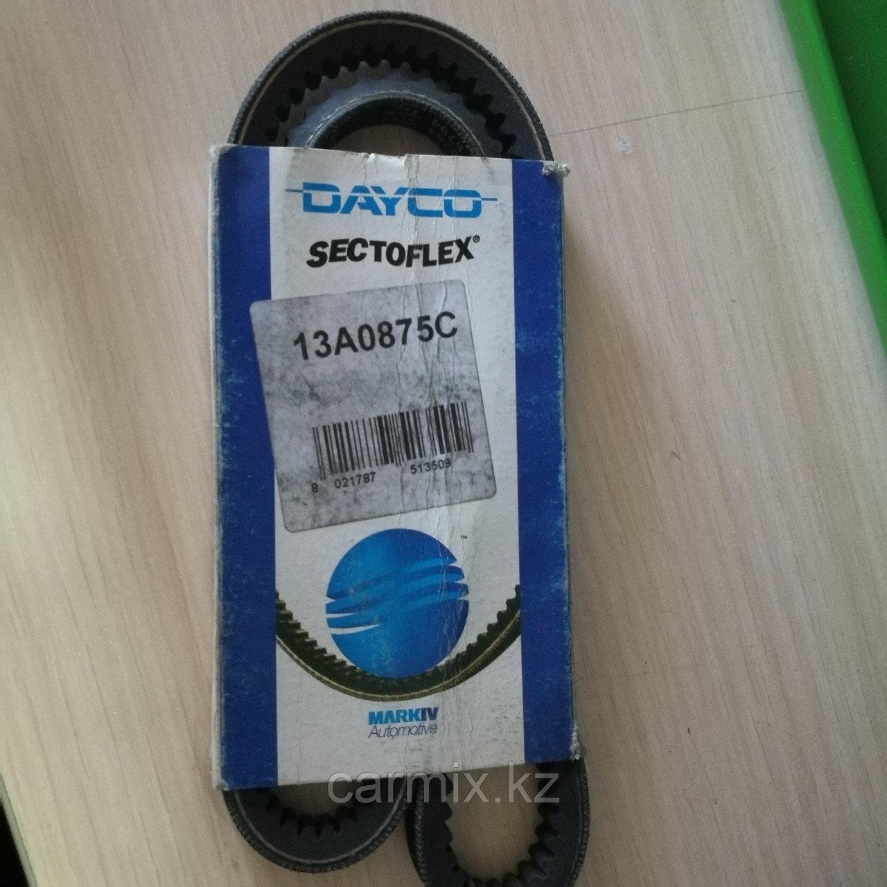 Ремень клиновой 13x875 DAYCO