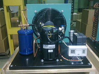 Агрегат среднетемпературный Tecumseh AE4460ZHR-SP-TXp