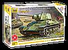Сборная модель Советский средний танк Т-34\76 обр 1943г. 1\72, сборка без клея, Звезда