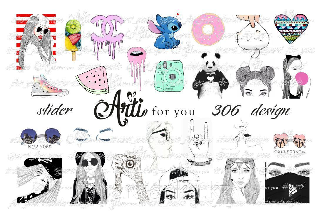 Слайдер дизайн Arti For You №306