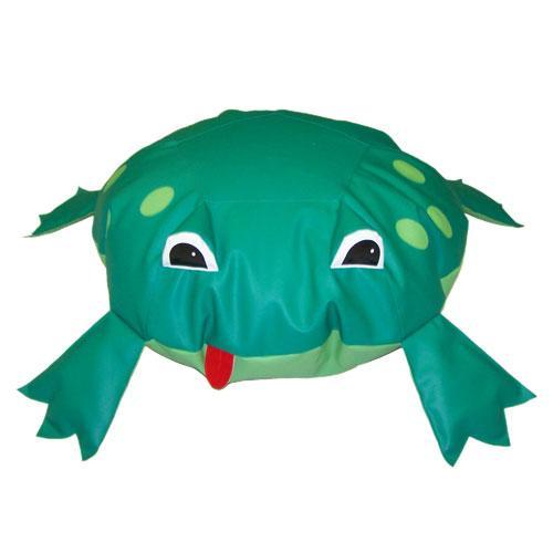 «Лягушка» игрушка напольная (гранулы и поролон)