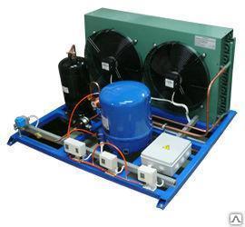 Среднетемпературный агрегат Maneurop АКК MTZ28/53-корпус