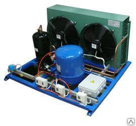 Низкотемпературный агрегат Maneurop АКК NTZ068/53-корпус