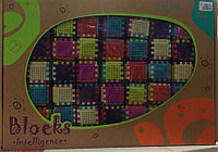 Конструктор Умняшка 35 кубиков