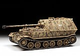 Немецкий истребитель танков «Элефант» сборная модель 1\35, фото 2