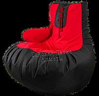 Бескаркасная мебель Мешок пуфик Боксерская перчатка, фото 1