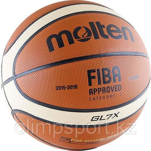 Баскетбольный мяч Molten GL7X