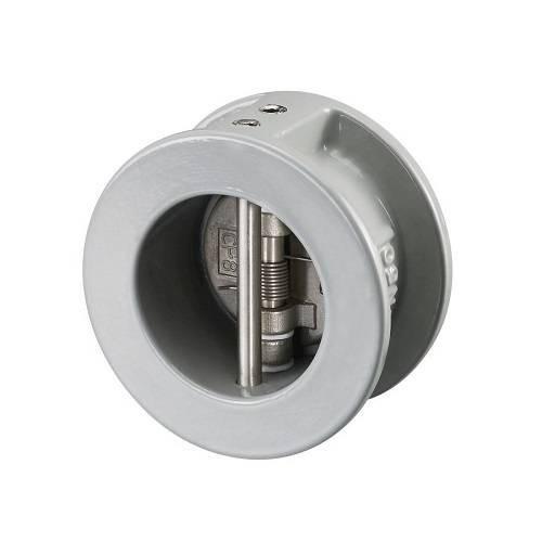 Клапан обратный межфланцевый Oventrop - Ду125 (ф/ф, PN16, Tmax 120°C, чугун)