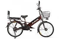 Велогибрид Eltreco e-ALFA GL