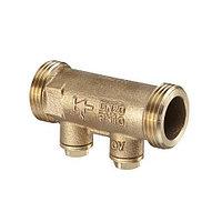 """Клапан обратный Oventrop Aquastrom R - 1"""" (НР/НР, PN16, Tmax 95°C, с дренажными отводами)"""