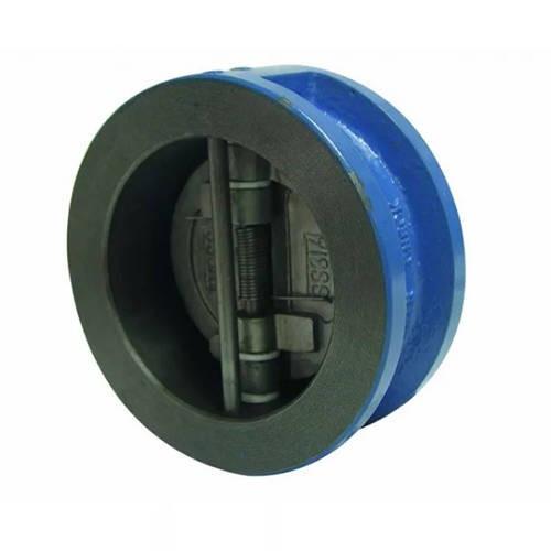 Клапан обратный межфланцевый GENEBRE 2401 - Ду200 (ф/ф, PN16, Tmax 100°C)