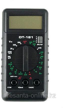 Мультиметр Ресанта DT181, фото 2