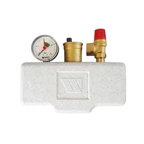 "Группа безопасности котла WATTS KSG 30/25M-ISO (ВР 1"", в изоляции, клапан 1"", для систем до 200 кВт)"