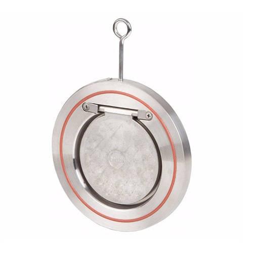 Клапан обратный межфланцевый GENEBRE 2406 - Ду80 (ф/ф, PN16, Tmax 180°C)