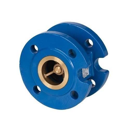 Клапан обратный Danfoss NVD 402 - Ду200 (ф/ф, PN10, Tmax 100°C, чугун)