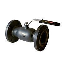 Кран шаровой Danfoss JiP Standart FF - Ду40 (Фланец/Фланец, PN16, Tmax 150°С, ручка-рычаг)