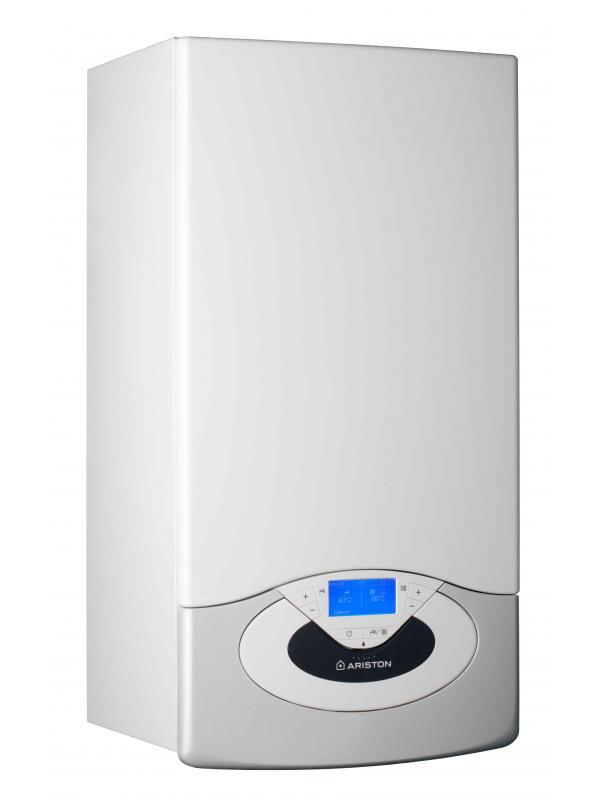 Газовый настенный котёл Ariston Genus Premium Evo 35 System