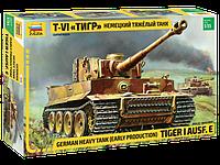 Немецкий тяжелый танк T-VI «Тигр» сборная модель, 1\35, фото 1