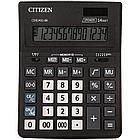 Калькулятор настольный Citizen Business Line, 14 разр., двойное питание, 157*200*35 мм., фото 2