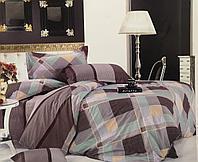 Комплект постельного белья, сатин, двуспалка