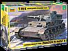 Немецкий танк Panzer Т-IV E Сборная модель 1\35