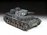 Немецкий танк Panzer Т-IV E Сборная модель 1\35, фото 3