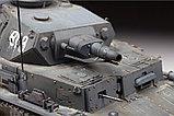 Немецкий танк Panzer Т-IV E Сборная модель 1\35, фото 4